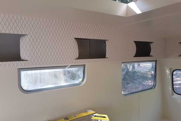 Outdoor Wallpaper Quirky Timeless Installers